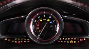 Mazda Otomobillerdeki Uyarı ve Gösterge Işıkları Hangi anlama Geliyor?