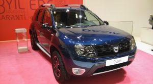 Dacia Yenilenen Ürün Gamının Tanıtımlarını İstanbul Autoshow'da Yaptı