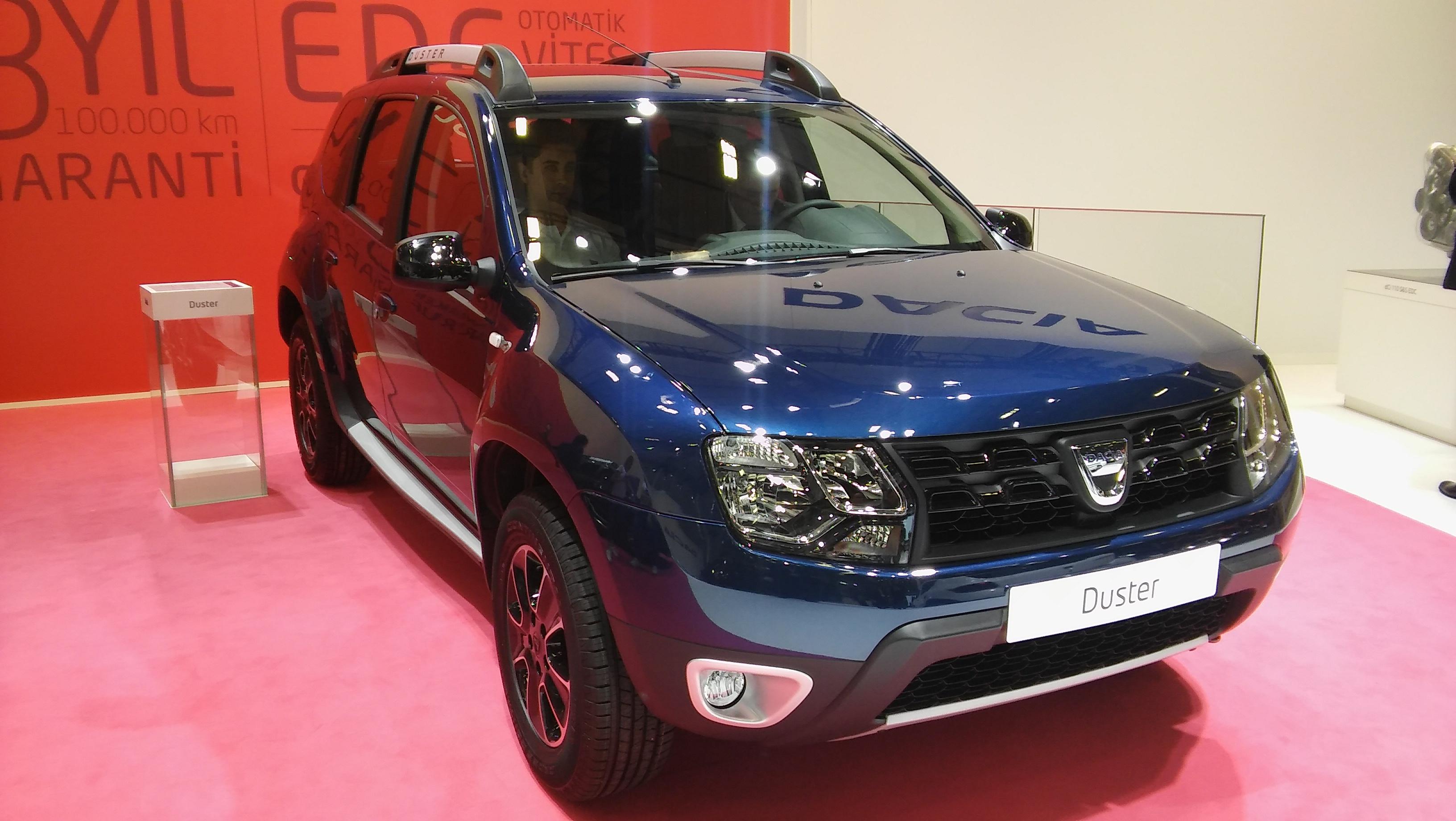 Dacia Yeni Ürün Gamı İstanbul Autoshow'da