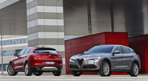 Alfa Romeo Stelvio Türkiye'de İlk Kez İstanbul Autoshow'da Tanıtılacak