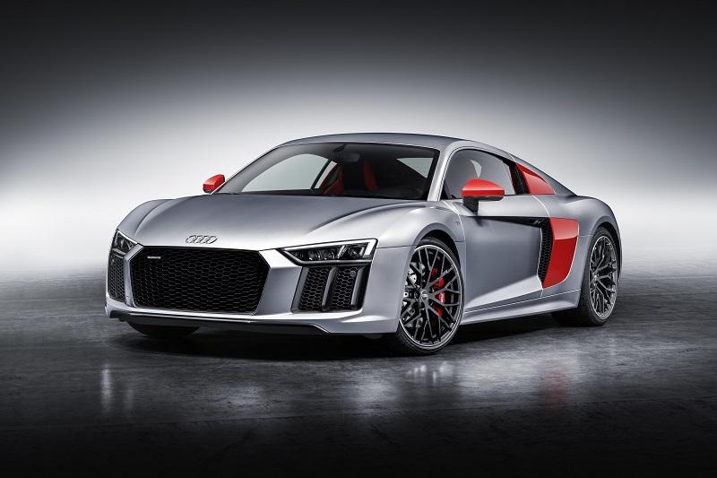 Spor Otomobilin Daha Spor Hali: Audi R8 Sport Edition