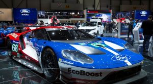 Ford GT Race Car Rüzgarı Bu Sefer İstanbul Autoshow'da Esecek