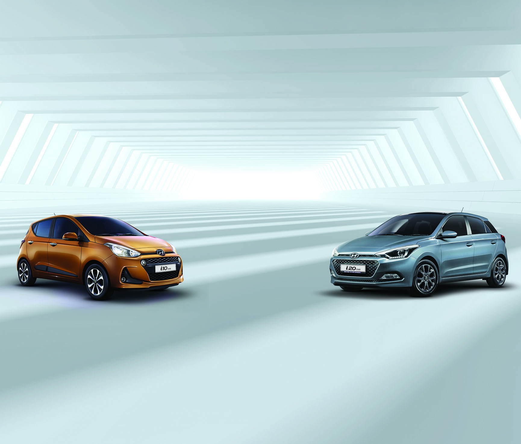 Hyundai'den 20'nci Yıla Özel Seri: i10 Star ve i20 Star