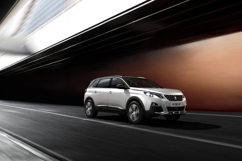 Peugeot İstanbul Autoshow'da SUV 5008 ve Traveller'in Türkiye Lansmanını Yapacak