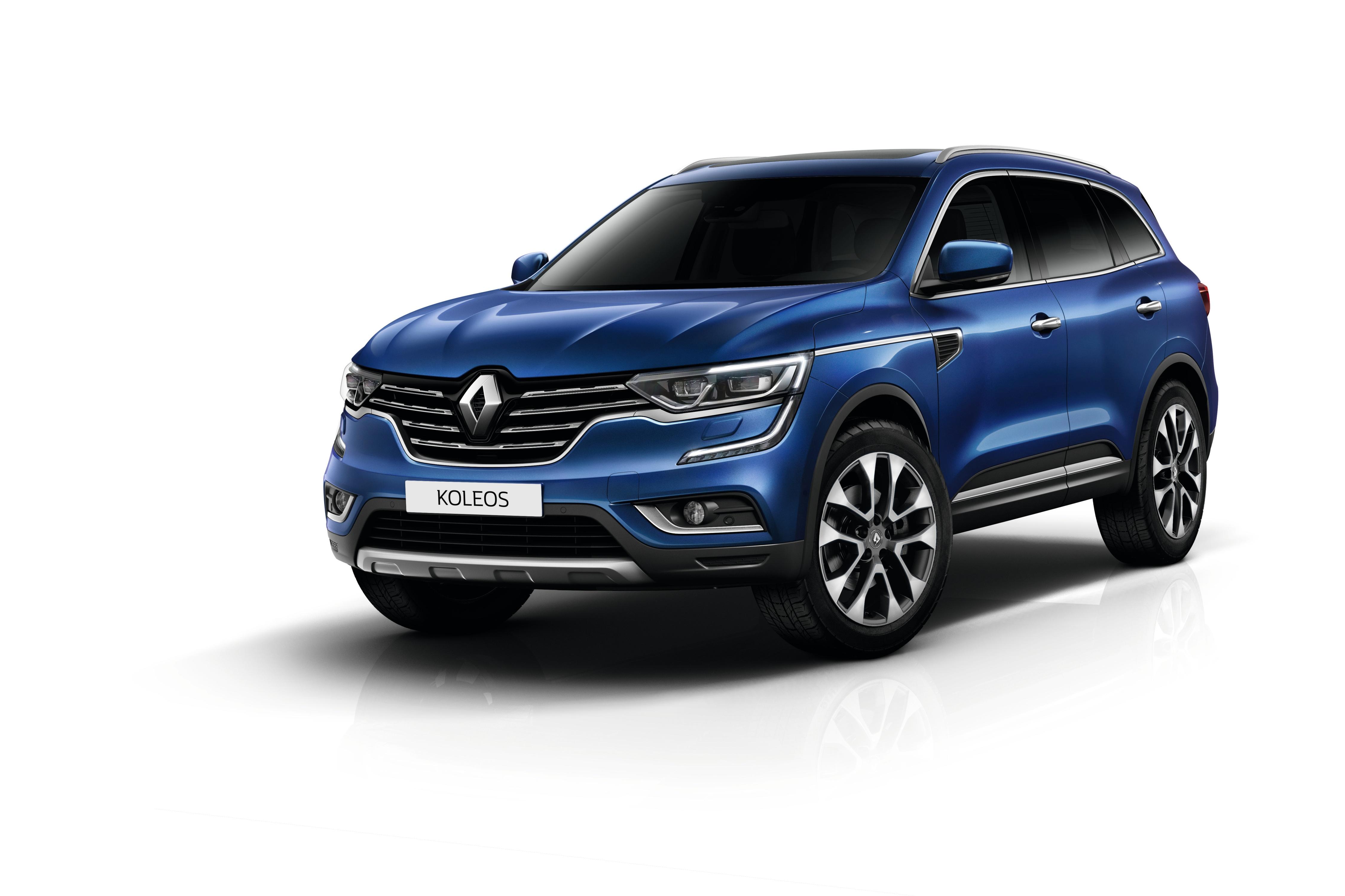 Renault İstanbul Autoshow'da Captur ve Koleos'un Türkiye Lansmanını Yapacak