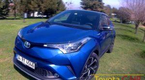 Toyota C-HR Hybrid Sürüş İzlenimi
