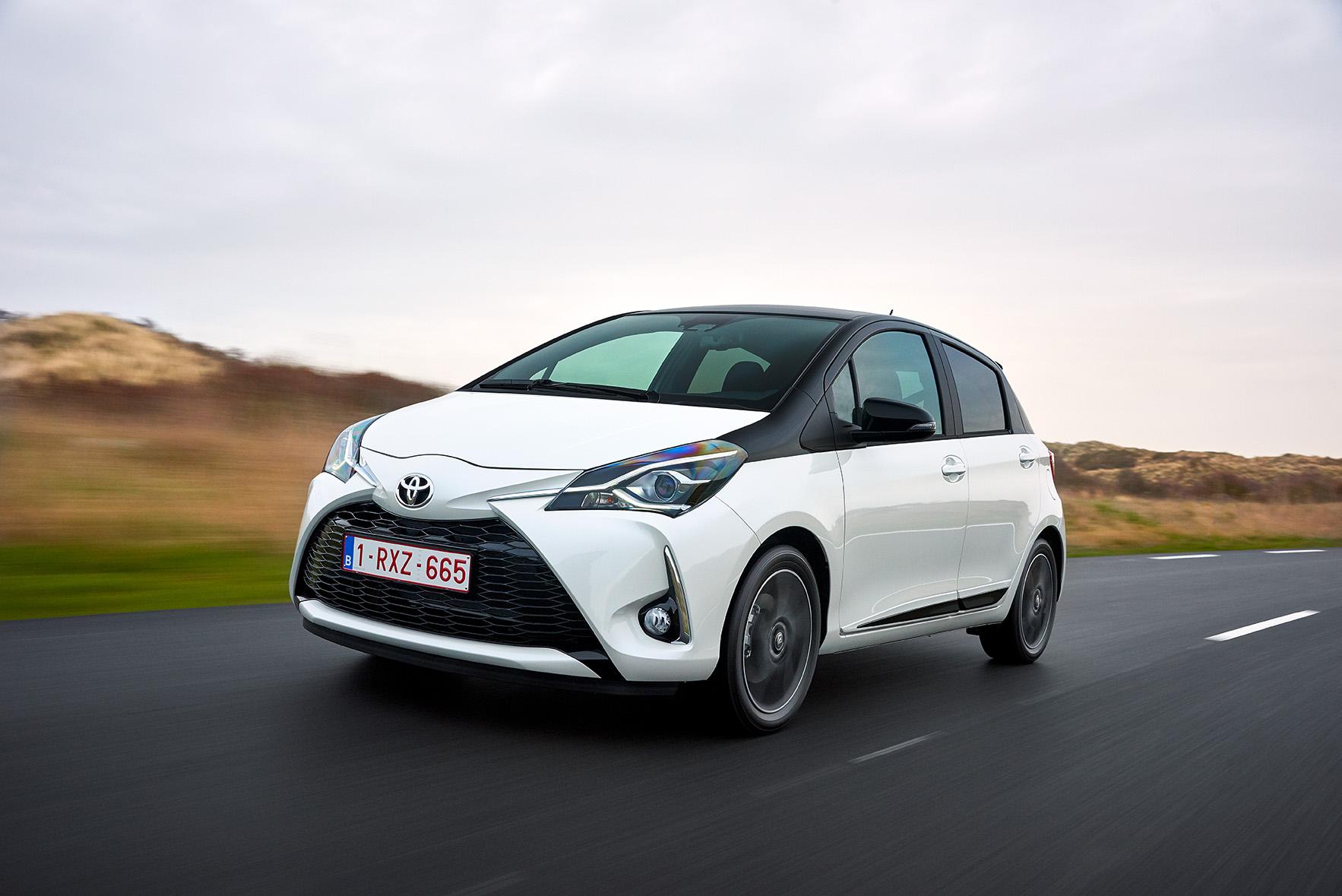 Toyota Yaris Türkiye'de İlk Kez İstanbul Autoshow'da Görüye Çıkacak