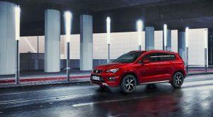 Seat Ateca'nın FR Versiyonu Automobile Barcelona Fuarında Tanıtıldı