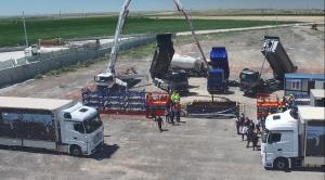 Mercedes-Benz Türk'ün Yeni Ar-Ge Merkezi Tüm Dünyaya Yol Testi Hizmeti Sunan Tek Merkez Olacak