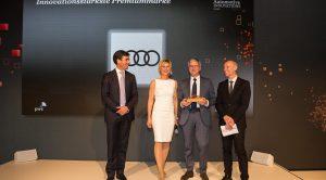 Premium Otomobil Segmentinin En İnovatif Markası Audi Seçildi