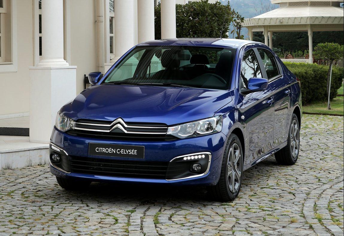 Citroën'in Türkiye'de En Fazla Sattığı B Sınıfı Sedan Modeli C-Elysée Satışta