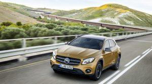 Mercedes-Benz'in İlk Kompakt SUV Modeli GLA Türkiye'de Satışa Sunuldu