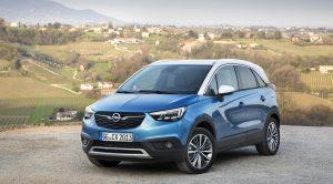 Opel'in X Ailesinin İkinci Üyesi Crossland X Temmuz'da Satışa Sunulacak