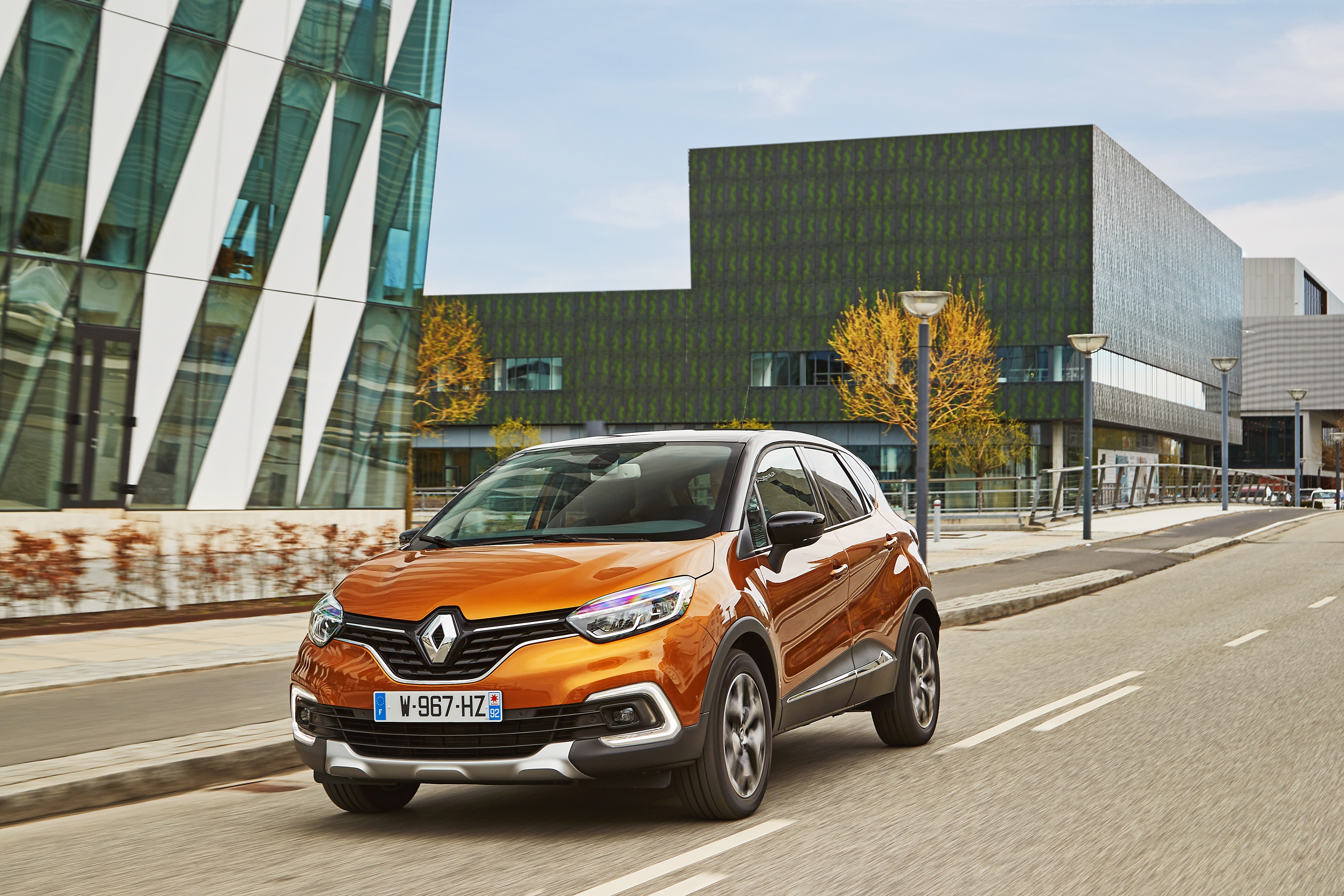 Renault Captur Fotoğraf Galerisi