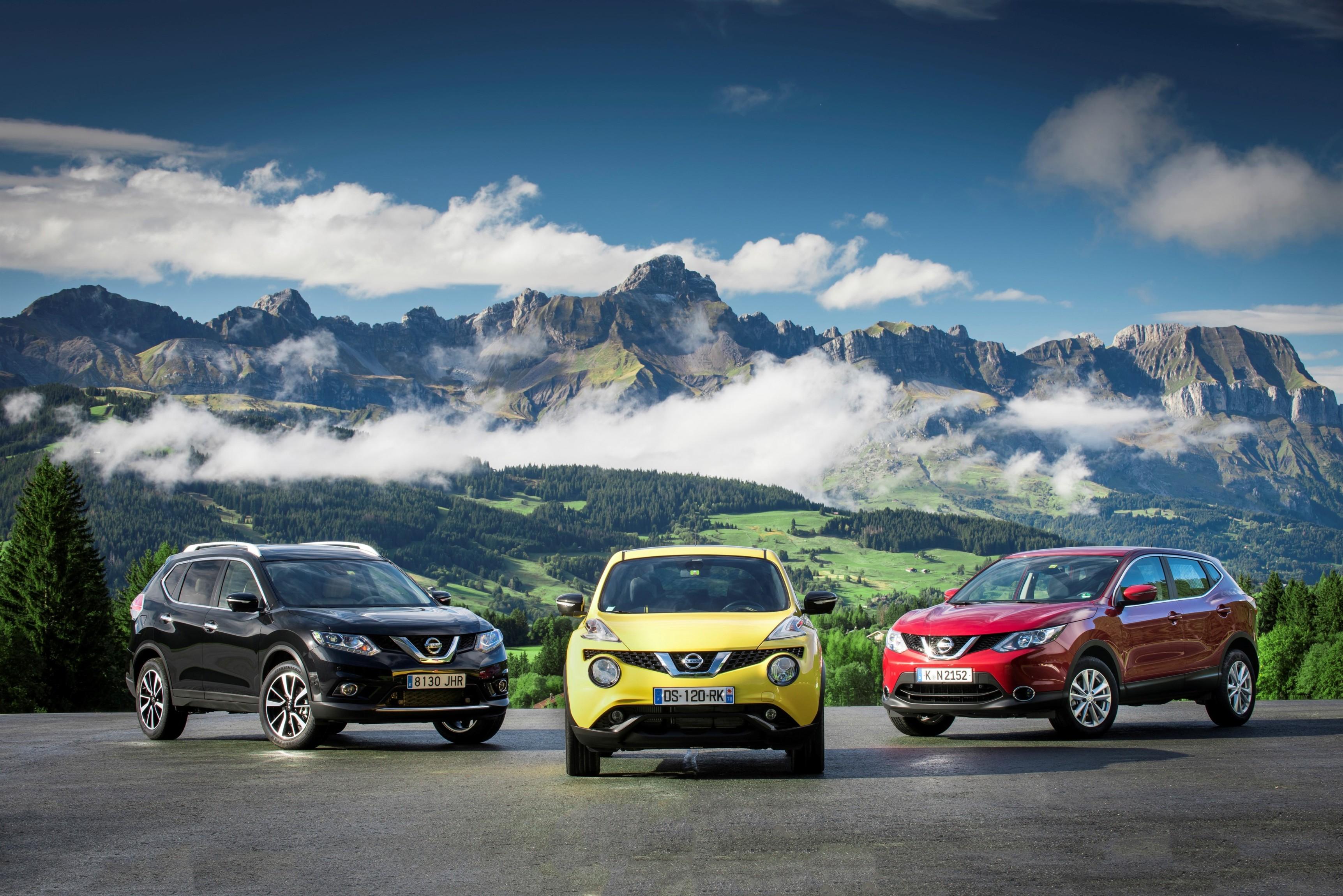 Nissan, Mayısta 2016 ve 2017 Modellerini Yüzde 0 Faiz Oranı İle Satıyor