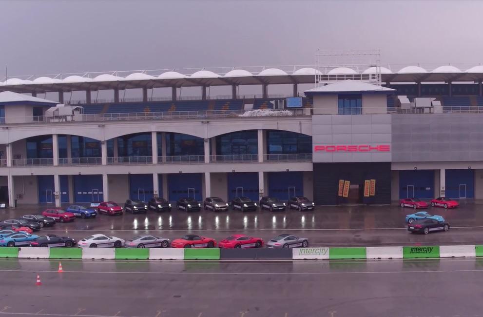Porsche Driving Academy İstanbul Park'ta Gerçekleştirildi