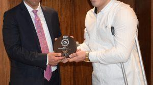 Temsa, engelsizkariyer.com'dan 'Engellilerin Güvenle Baktığı Firma Ödülü'nü Kazandı
