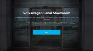 Volkswagen Sanal Showroom Açıldı Sanal Showroom'u Nasıl Kullanacağınız Hakkında Detaylı Bilgi
