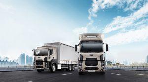 Ford Trucks Modelleri İçin Haziranda Sıfır Faiz Kampanyası
