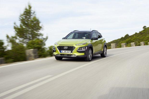 Hyundai'den SUV Segmentinde Daha Güçlü Olmak İçin Yeni Atak: KONA