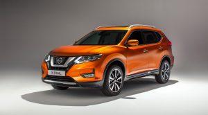 Nissan'ın D-SUV Modeli Olan X-Trail'in Makyajlı Hali Ortaya Çıktı