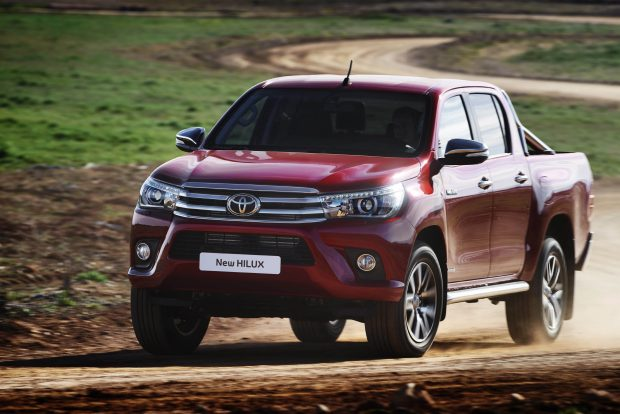Toyota Hilux haziran kampanya