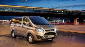 Otomatik şanzıman ve Havalı Süspansiyon Seçenekli Tourneo Custom Satışta
