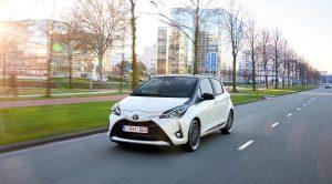 Toyota'nın B Segmentindeki Modeli Olan Yaris'in Fiyatı Açıklandı