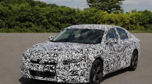 10'uncu Nesil Honda Accord'un Motor Şanzıman Seçenekleri Belli Oldu