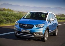 Opel'in B Crossover Segmentindeki Yeni Modeli: Crossland X
