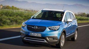 B Crossover Segmentinin Yeni Modeli Opel Crossland X Fiyatları Belli Oldu