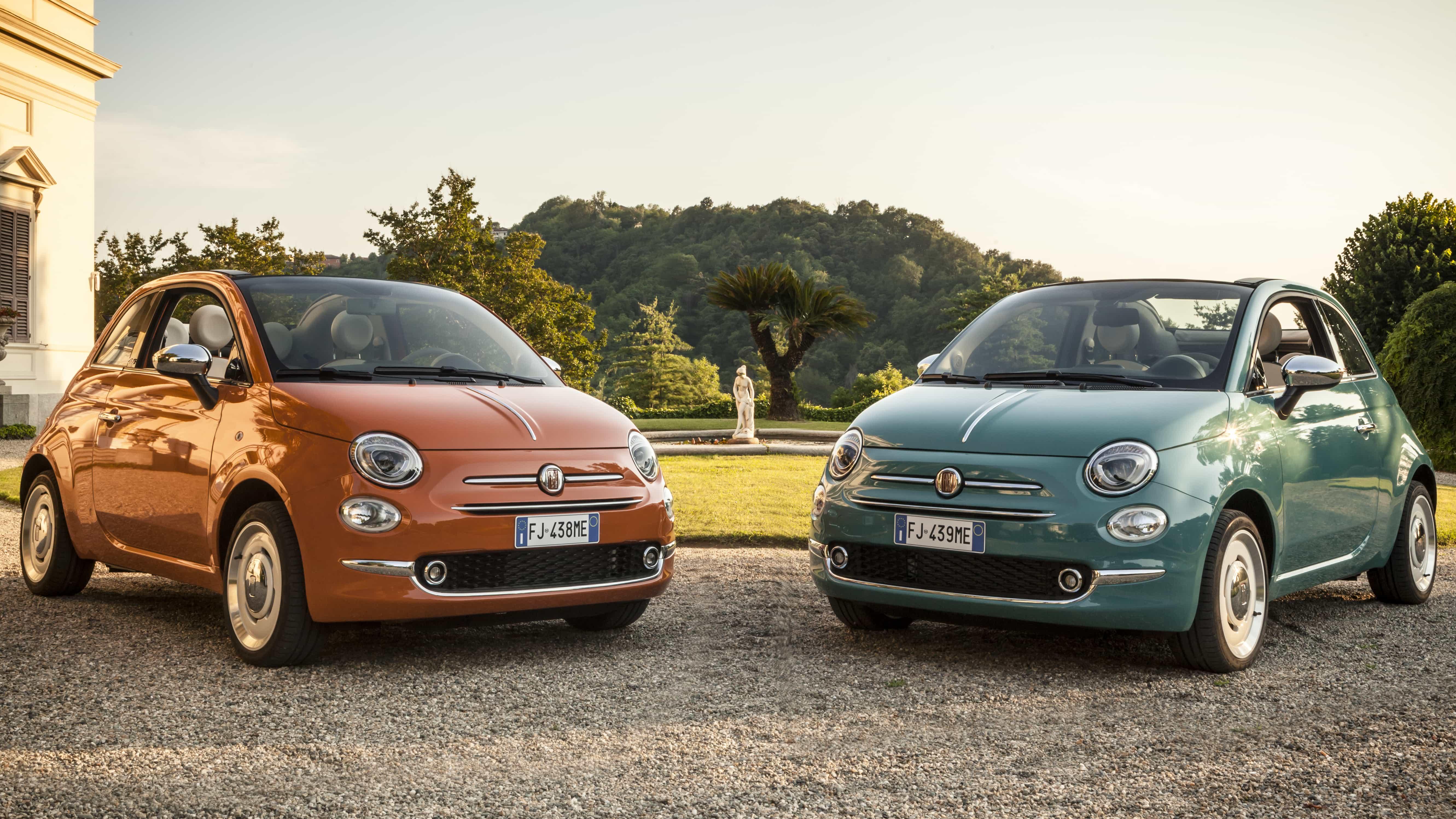 Fiat 500 Anniversario 2 Karoser Seçeneği İle Satışta