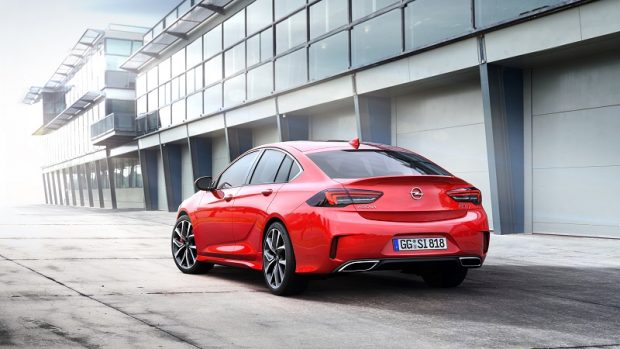 Opel Insignia GSi 2