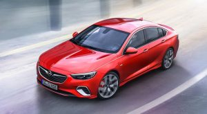 En Sportif Insignia Modeli Olan GSi Eylülde Tanıtılacak