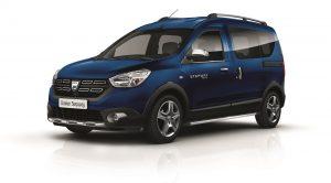 Dacia Yeni özel Seri Tanıttı Dokker Combi Stepway Plus