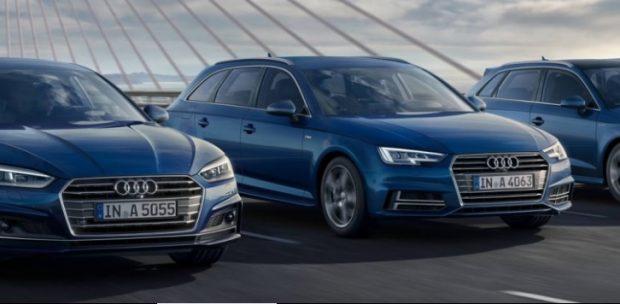 Audi Ağustos 2017 Güncel Fiyat Listesi