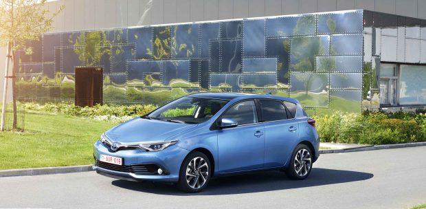 Toyota Avrupa Hibrit Otomobil Satışını Yüzde 44 Artırdı