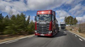 Scania 2017 İlk 6 Ayında Geçen Yıla Oranla Satışlarını Yüzde 17 Artırdı