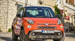 Fiat 500L Türkiye'de satışa sunuldu