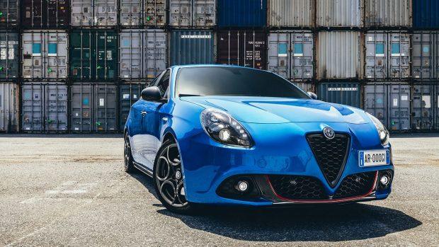 Alfa Romeo Giulietta Sport 2