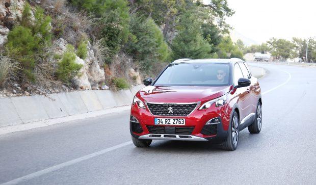 Peugeot 3008 eylul 2017 kampanya