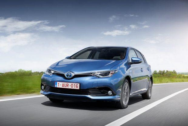 Toyota Auris Hybrid eylul 2017 kampanya