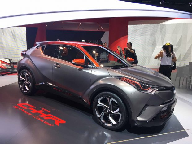 Toyota C HR Hy Power Concept 2