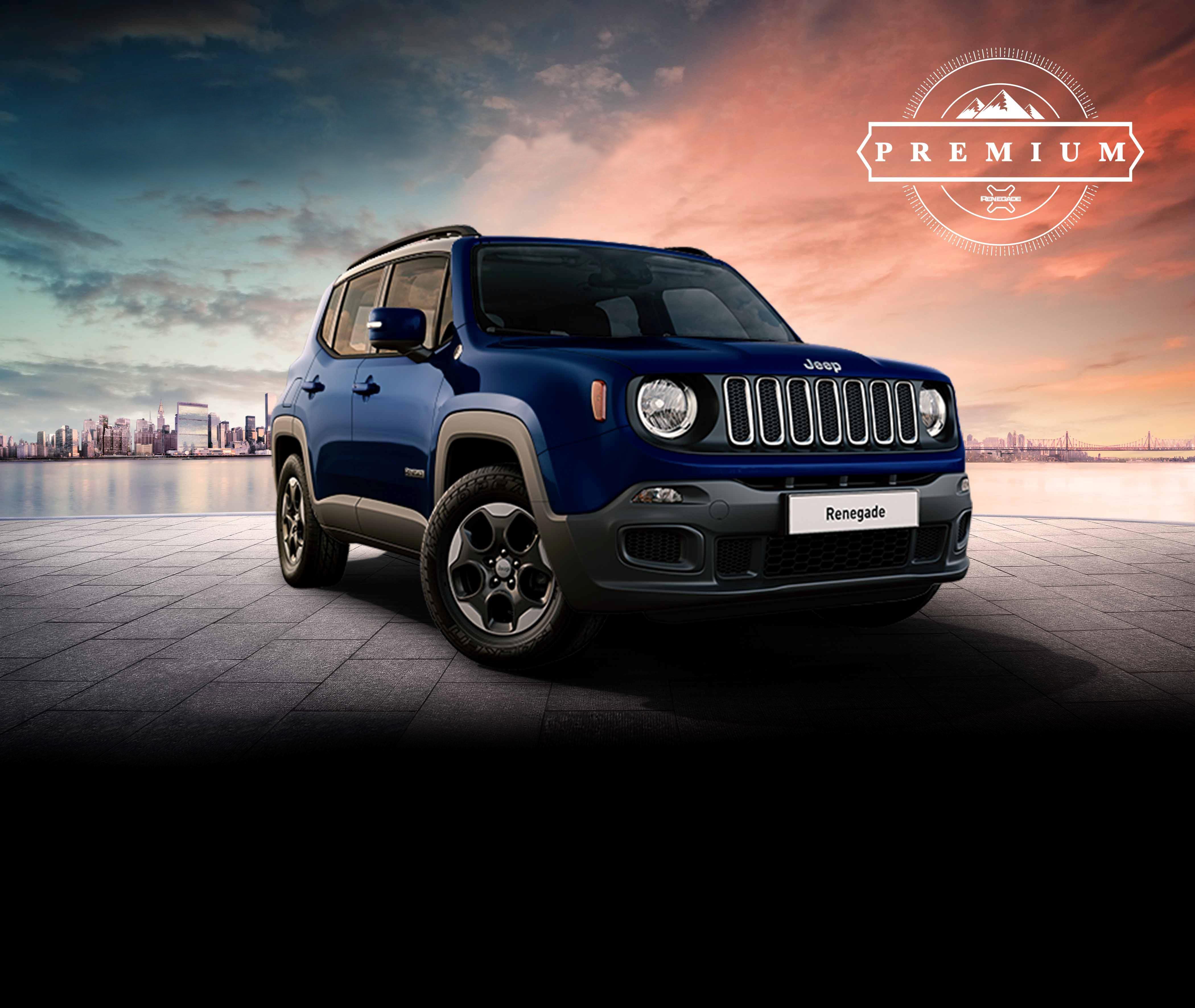 Jeep Renegade Longitude Premium Donanımı İle Satışa Sunuldu