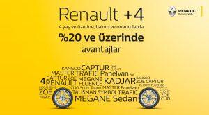 Renault ve Dacia Okula Dönüş Servis Kampanyası