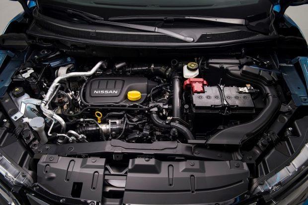 Nissan Qashqai motor