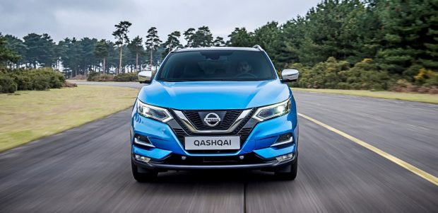 Nissan Qashqai on