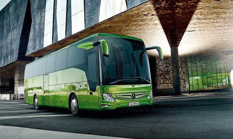 30 Milyon Avro Ar-Ge Yatırımıyla Geliştirilen Mercedes-Benz Tourismo Satışta