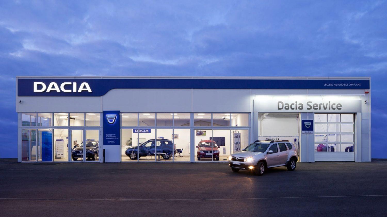 Dacia Yetkili Servis Kampanyası Ocak 2018