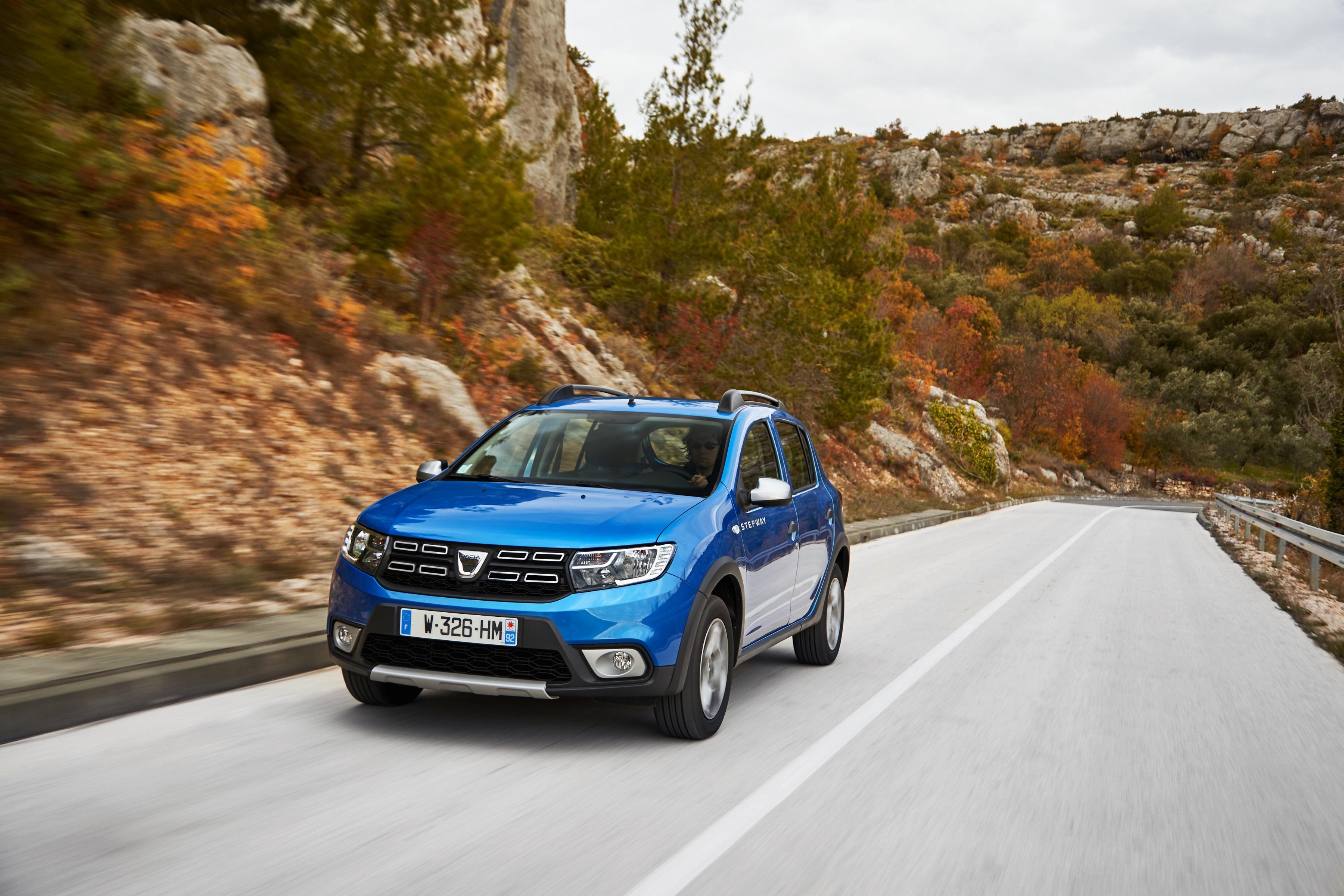 Dacia Binek Otomobil ve Ticari Araç Ocak 2018 Kampanyası